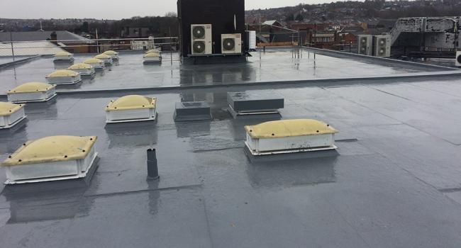 Roofing-Waterproofing